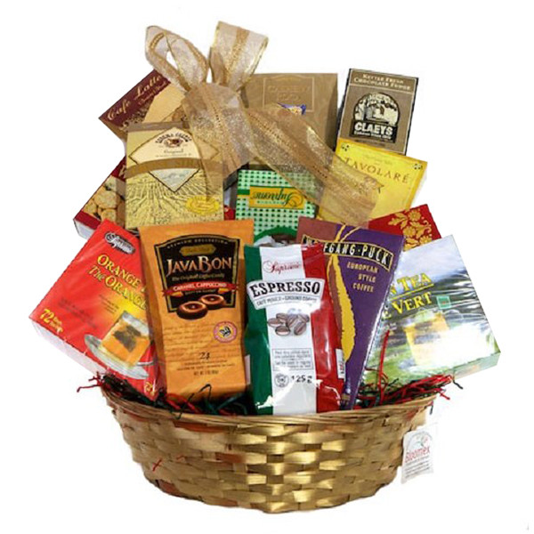 Joy of Java Gift Basket buy at Florist