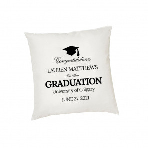 Personalized Cushion Cover for Any Occasion buy at Florist