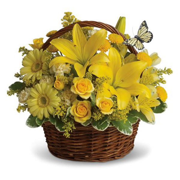 Basket Full of Wishes buy at Florist