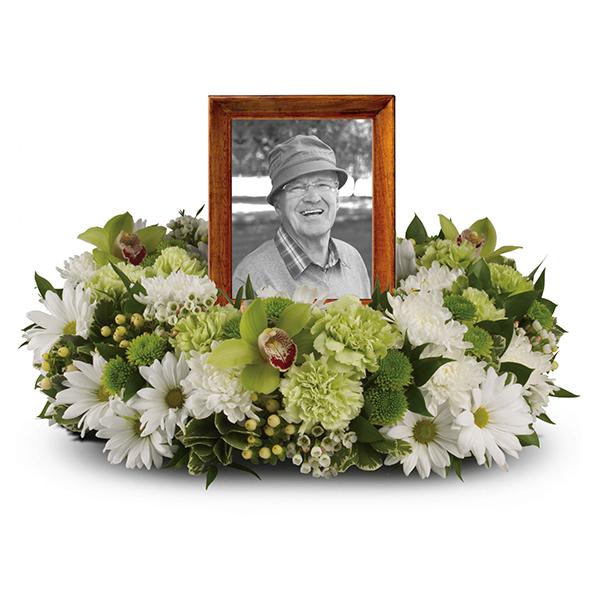 Garden Wreath buy at Florist