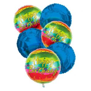 Happy Birthday Balloon Bouquet (6)