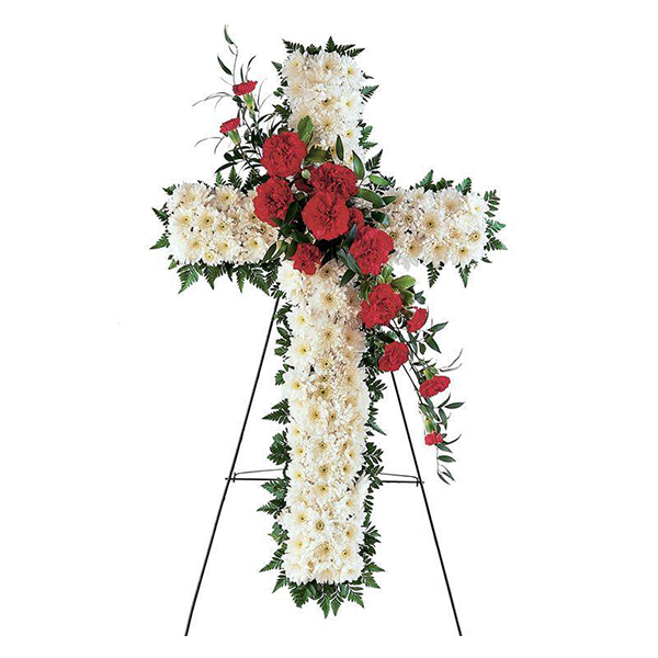 Hope & Honour Cross buy at Florist