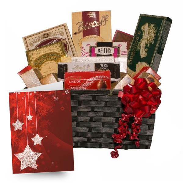 Lindt Gift Basket Collection IV buy at Florist