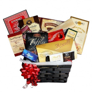 Sweet Gourmet Gift Basket II buy at Florist