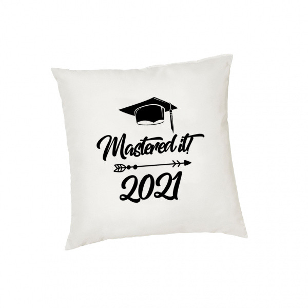 Personalized Cushion Cover Mastered It