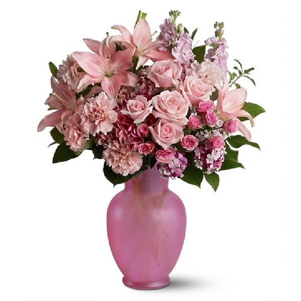 Poetry in Pink buy at Florist