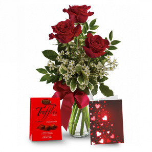 Roses & Truffles Special