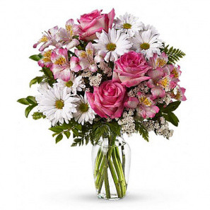 Spring Jubilee buy at Florist