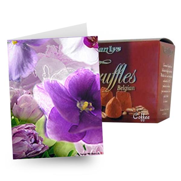 Truffles & Card buy at Florist